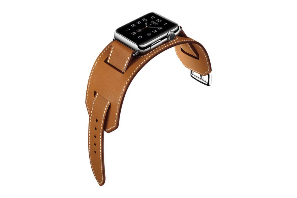 Apple & Hermès Unveiled an Elegant Watch Collection