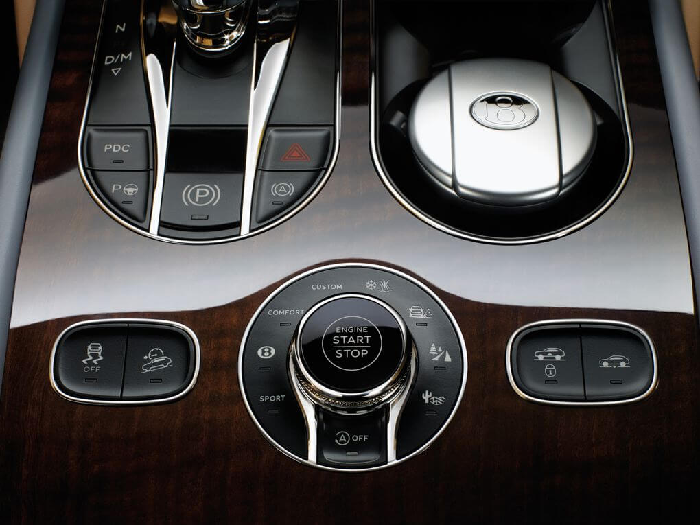 Bentley Releases the Most Luxurious SUV: Bentley Bentayaga