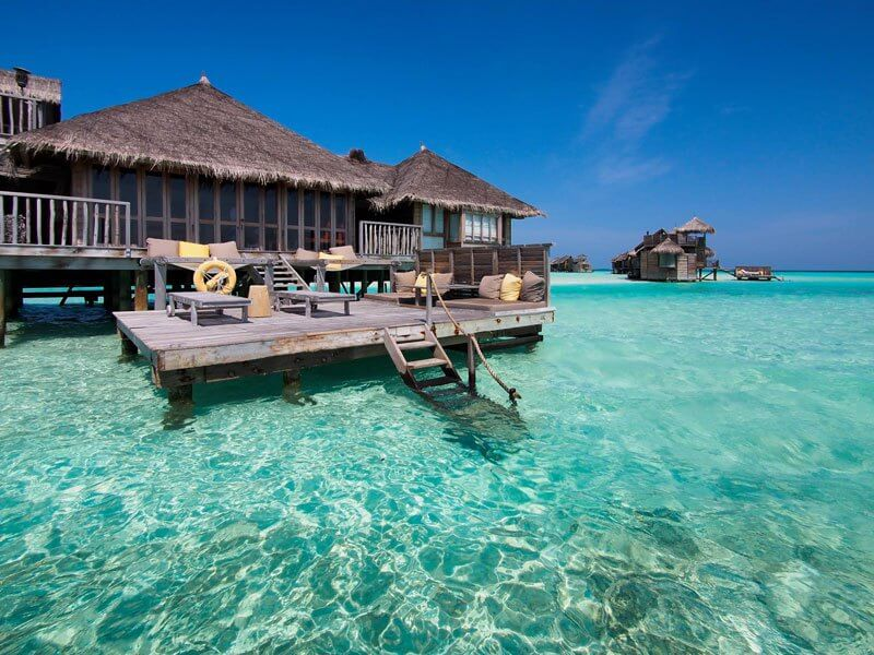 Best Hotel in 2015 According to TripAdvisor is this Marvelous Maldives Resort