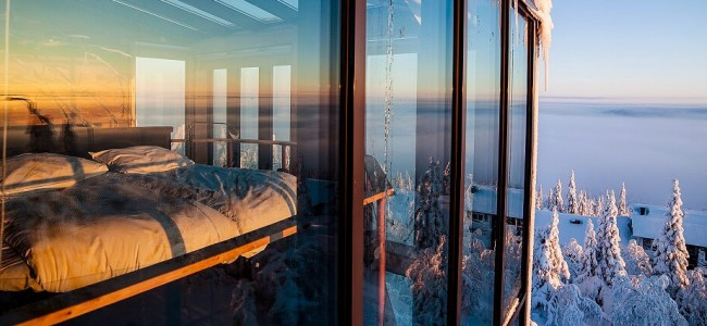 The Ultimate Place to Stay: Eagles View Suite in Finland