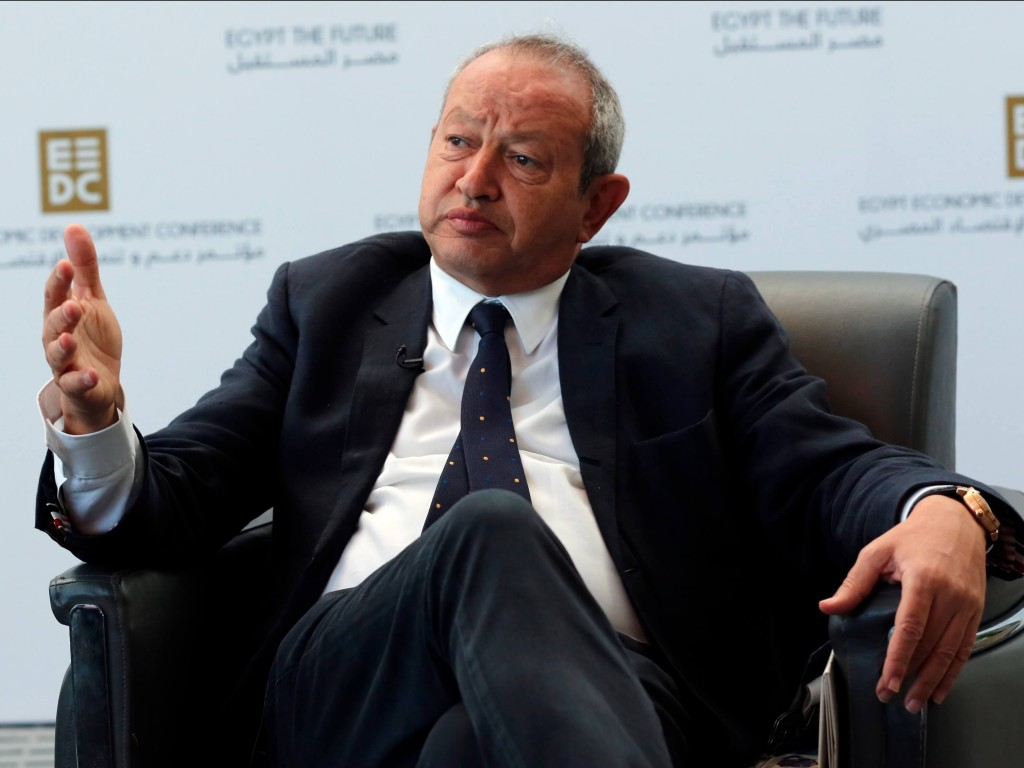 Egyptian Billionaire Offered To Buy an ISLAND For Fleeing Migrants
