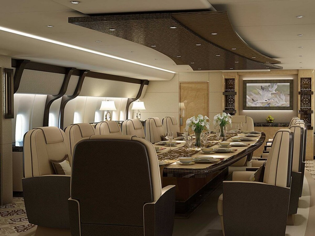 Inside The $367 Million Jet that Will Soon Be Called Air Force One