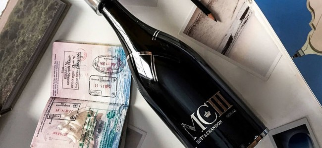 Check out the New Innovative Champagne from Moët & Chandon