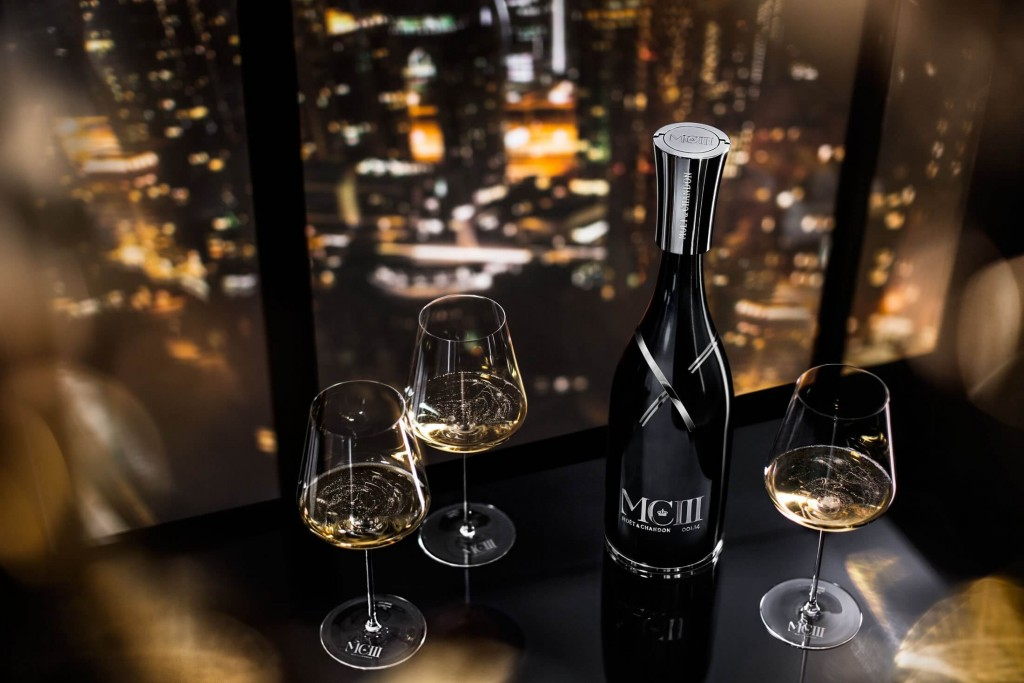Moët & Chandon Launched MCIII Its New Champagne