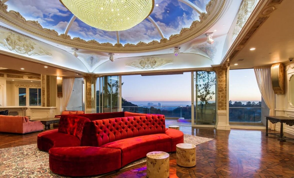 Most Expensive Mansion in US Designed by Gigi Hadid's Father Just Got Cheaper