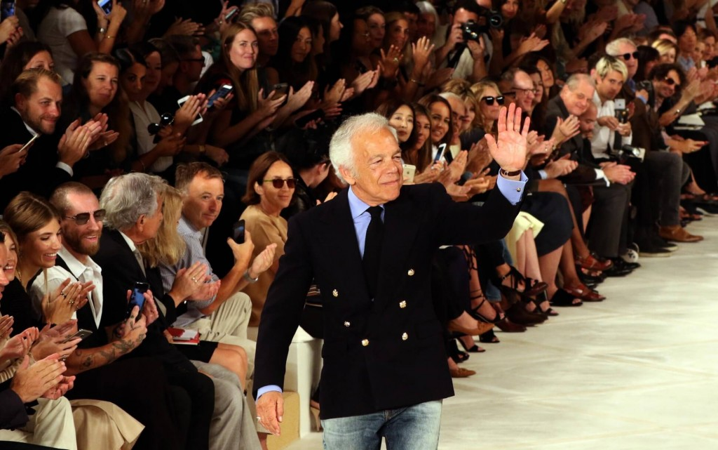 Ralph Lauren Is Stepping Down As the CEO of the Fashion House