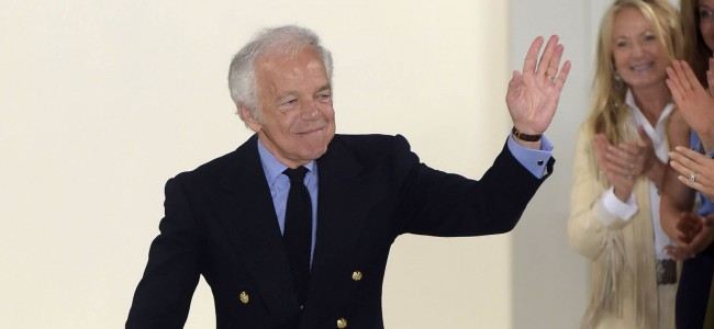 Ralph Lauren Is Stepping Down As the CEO of the Fashion House (5)