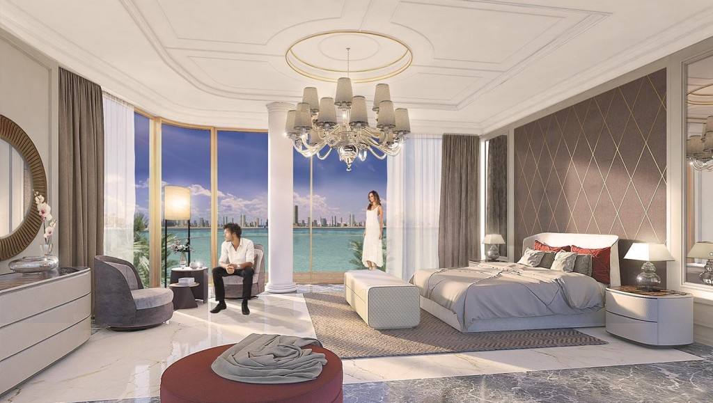 Soon We Will Have Bentley Villas on Dubai's Sweden Islands