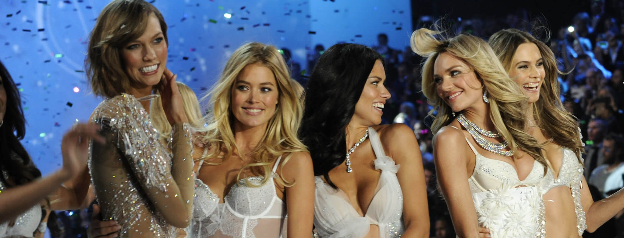 Ten of The Highest Paid Supermodels