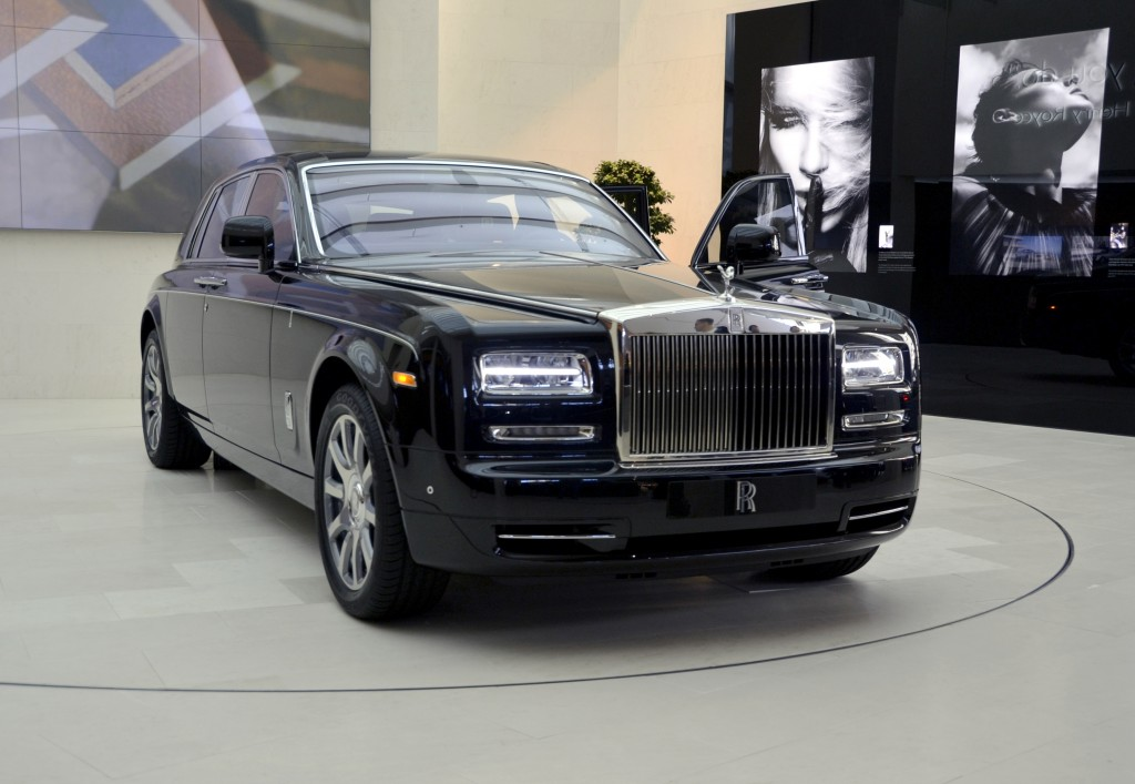 Ten of the Most Expensive Rolls Royce Cars In The World