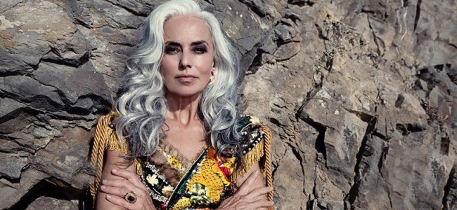 The 59-Year-Old Grandma Proves That Modeling Isn't Just For Every Age