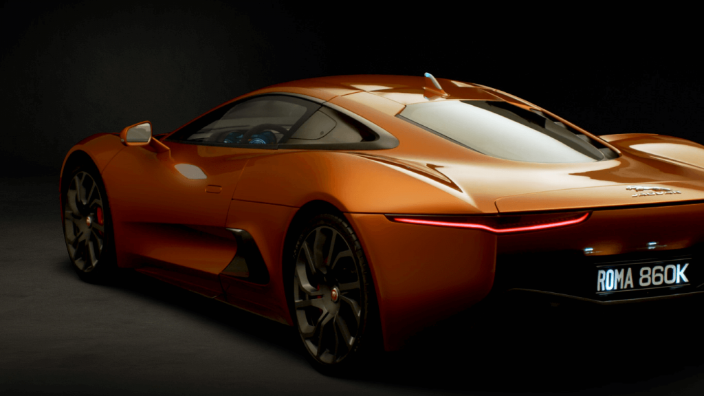 The New James Bond Film Will Feature a Jaguar Hypercar