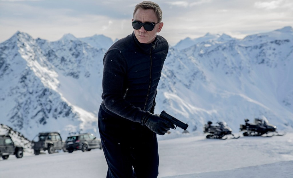 Tom Ford Will Be Dressing Daniel Craig In The New James Bond Film