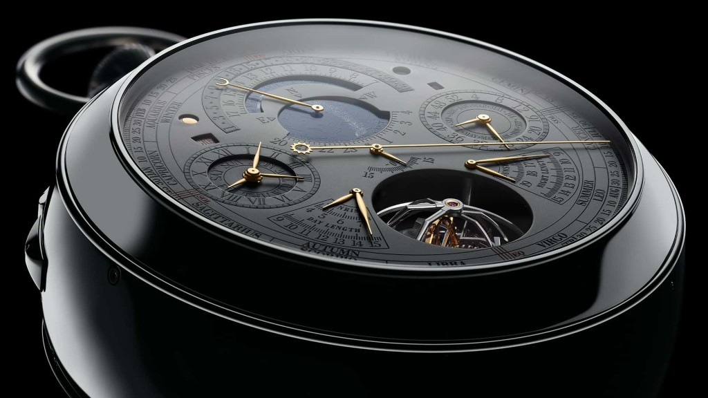 Vacheron Constantin Presents The Most Complicated Watch in the World With 57 Complications