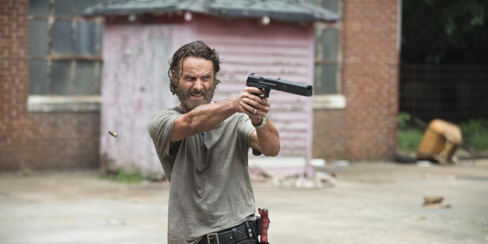 The 15 Highest Paid TV Series Actors | #14. Andrew Lincoln - $90,000