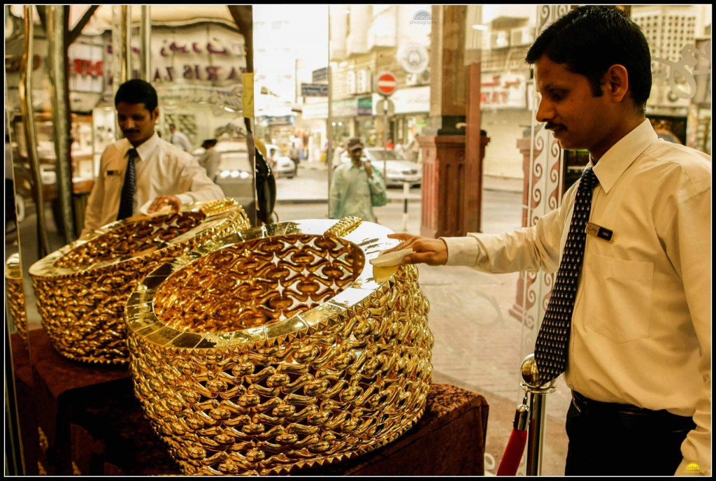 $3 million for the Heaviest Gold Ring in the World