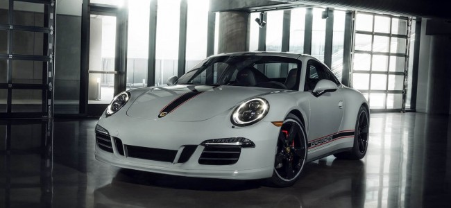 With Only 25 Cars Made This Porsche 911 Carrera GTS Is A Rare Beauty