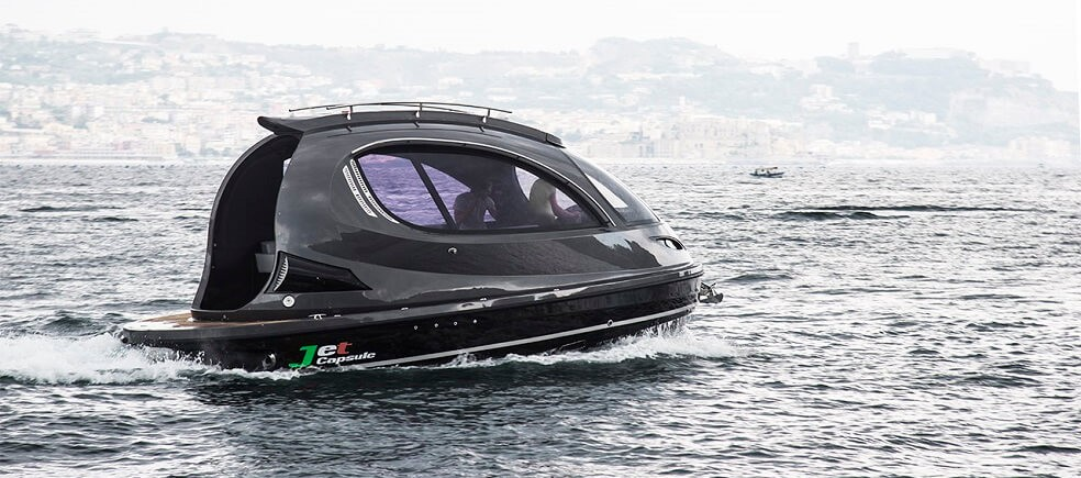 For 150000 You Can Own The 2016 Launch Version Of Jet Capsule