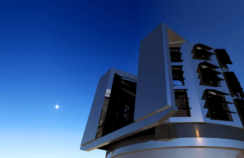 Here is what the Largest Digital Camera in the World Will Look Like