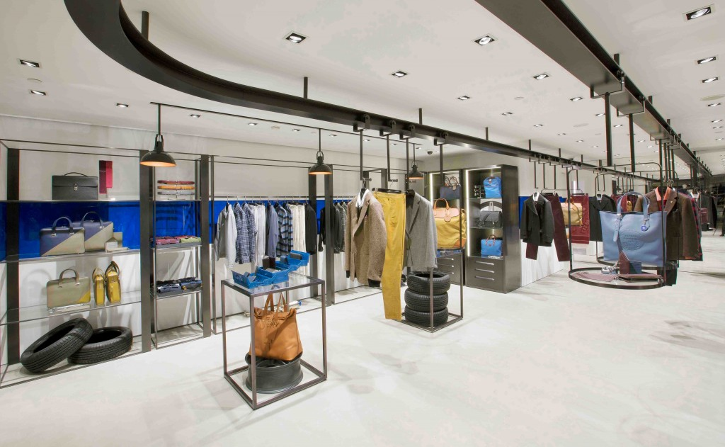Inside Dunhill London's Pop-Up Store in Singapore