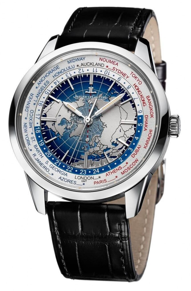 Jaeger-LeCoultre Geophysic Universal Timepiece Will Step Up Your Watch Game