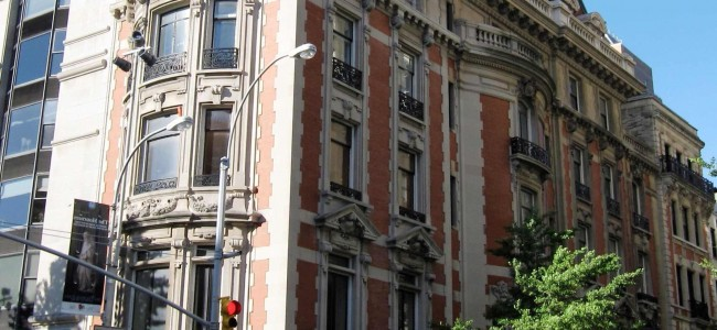 Carlos Slim Puts His Manhattan Townhouse on the Market for $80Million