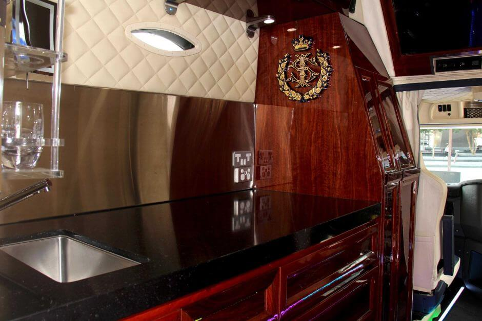 Most Expensive Mack Truck Looks like a Palace on Wheels