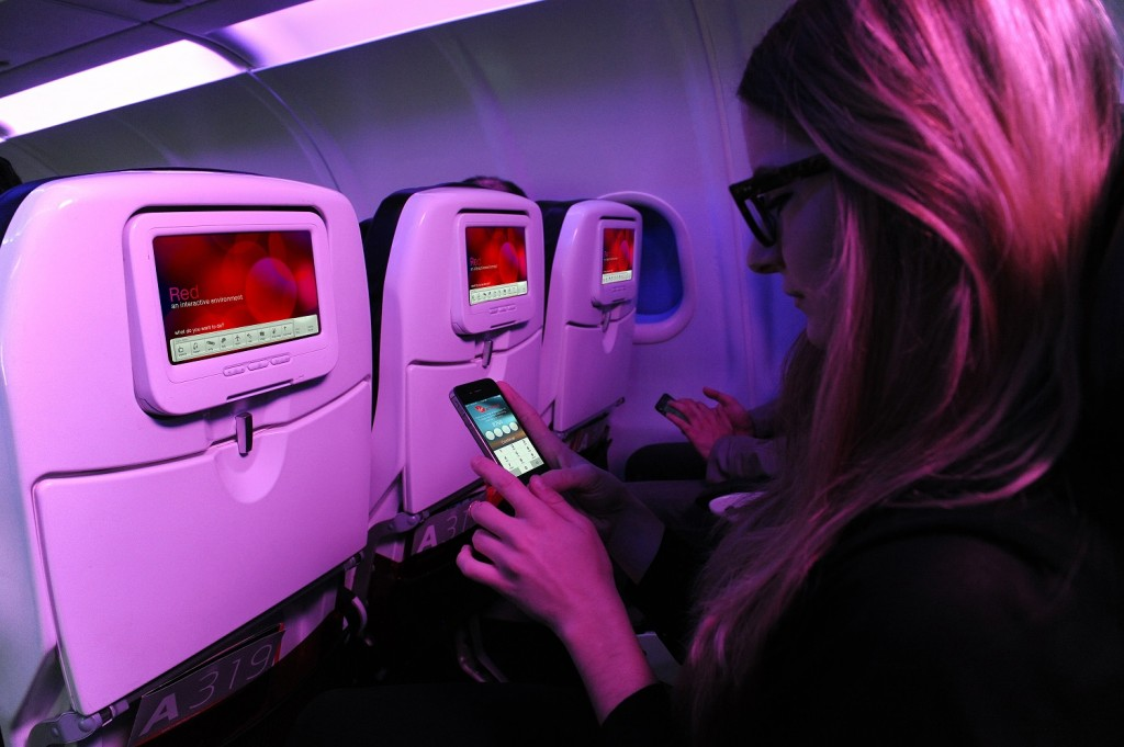 Netflix and Virgin America Team Up For Free in-Flight Streaming at 35,000 Feet