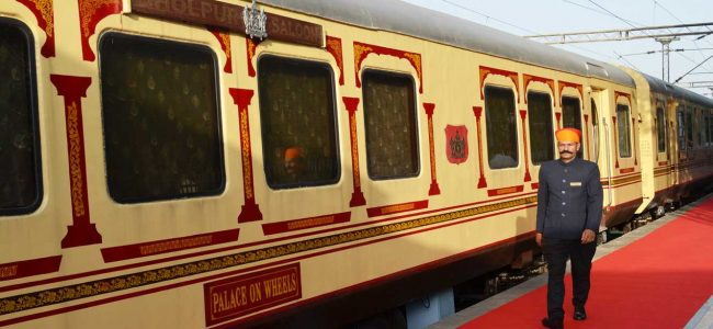 A Guide to Palace on Wheels Indian Luxury Train