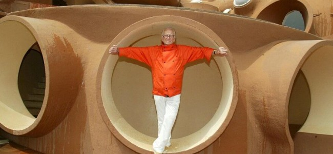 Pierre Cardin's Bubble Mansion Designed by Antti Lovag Just Hit the Market