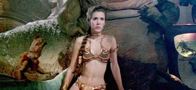Star Wars Fans: Princess Leia's Iconic Slave Bikini Sells at Auction