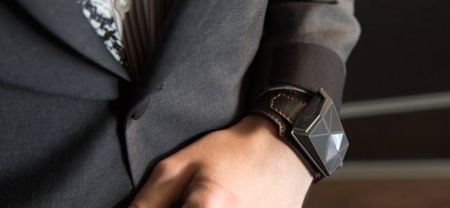Become Batman with this Limited Edition watch by Romain Jerome