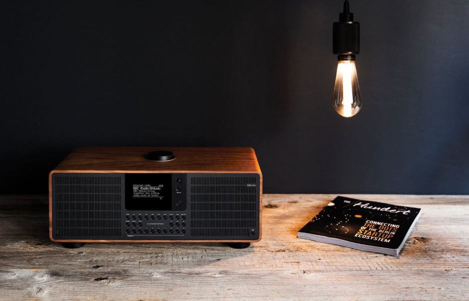 The New Audio System from REVO Makes Your Music Sound Even Better