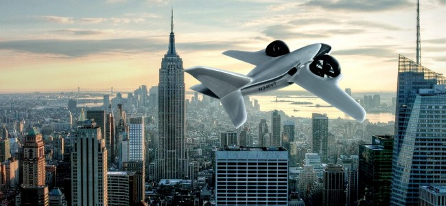 The Trifan 600 by XTI Aircraft is a Vertical-Takeoff Plane (1)