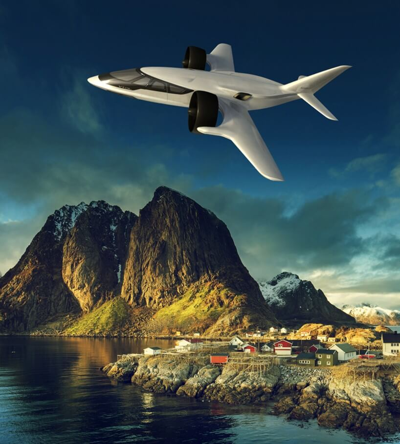 The Trifan 600 by XTI Aircrafts is a Vertical-Takeoff Plane