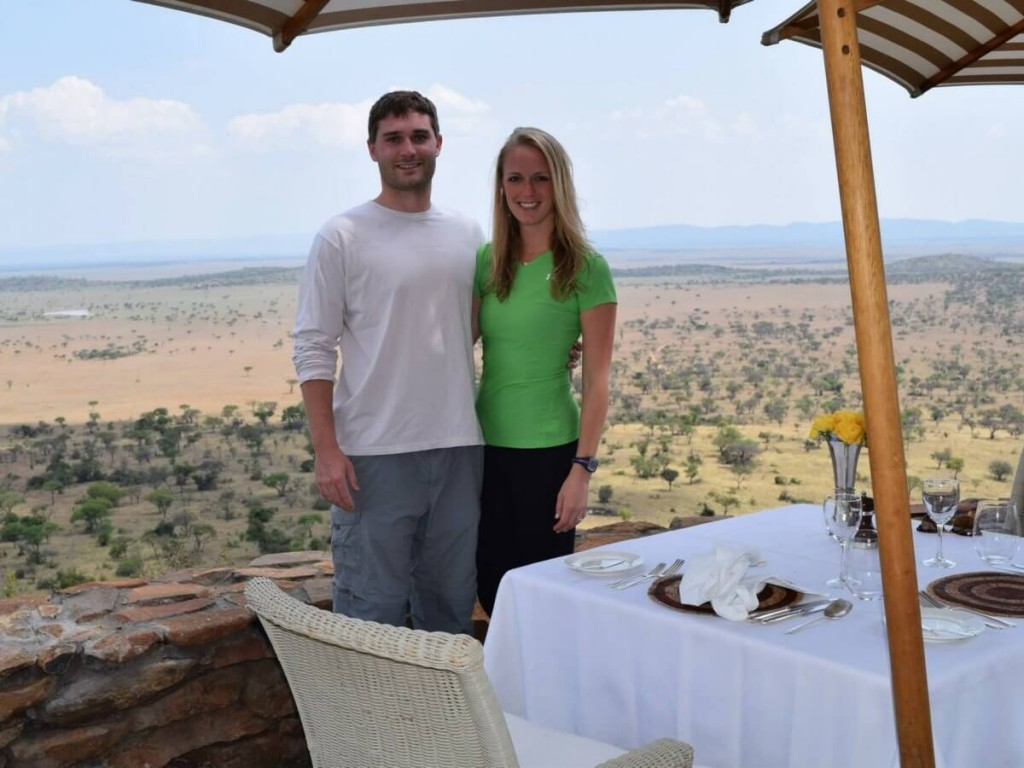 This Couple Spent Their Honeymoon on A Luxury Safari in Tanzania