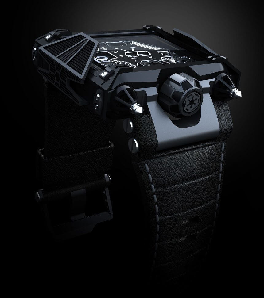 This Devon Works Star Wars Watch Looks Gorgeous and is Priced at $28,500