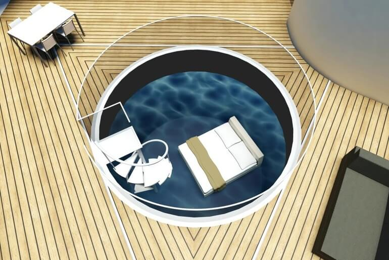 This Luxury Floating Villa Called SeaScape Will Let You Sleep Underwater