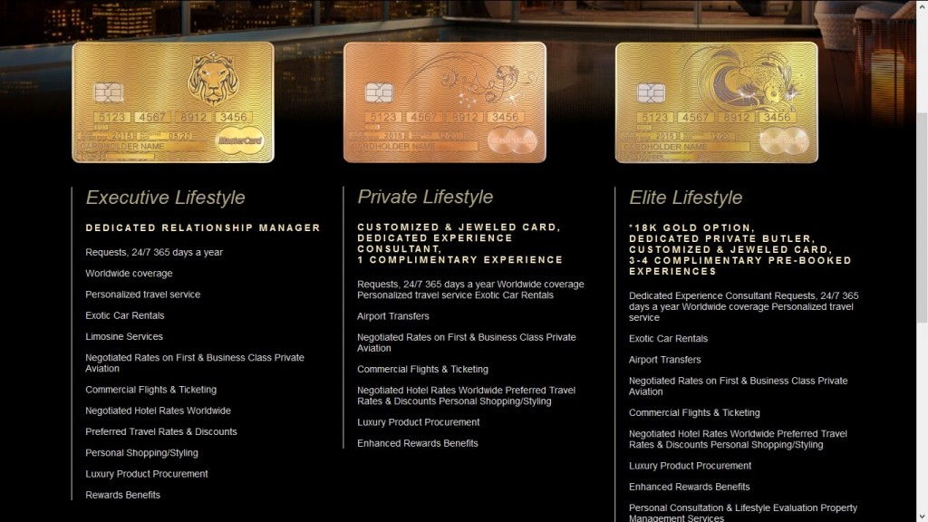 This is World's First Bespoke Gold MasterCard Launched By Aurae