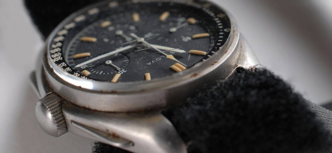 Apollo 15 Dave Scott's Personal Watch Is Going for Auction