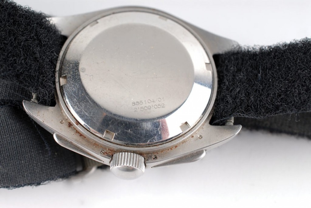 You Can Buy the Watch That Has Been On The Moon Dave Scott's Chronograph