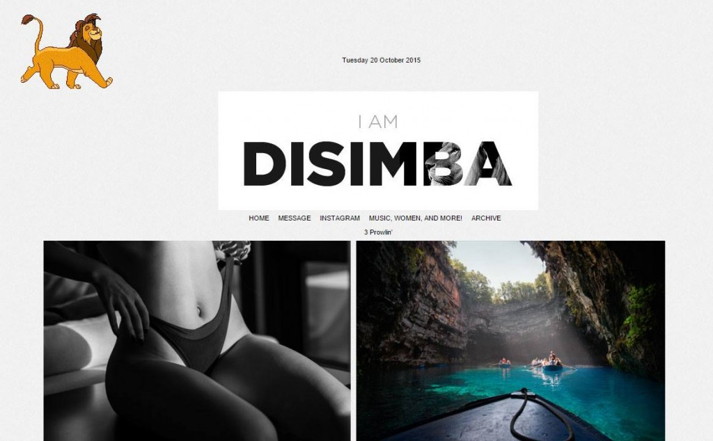 14 Questions with Disimba Tumblr Blogger Anthony V. Caruso
