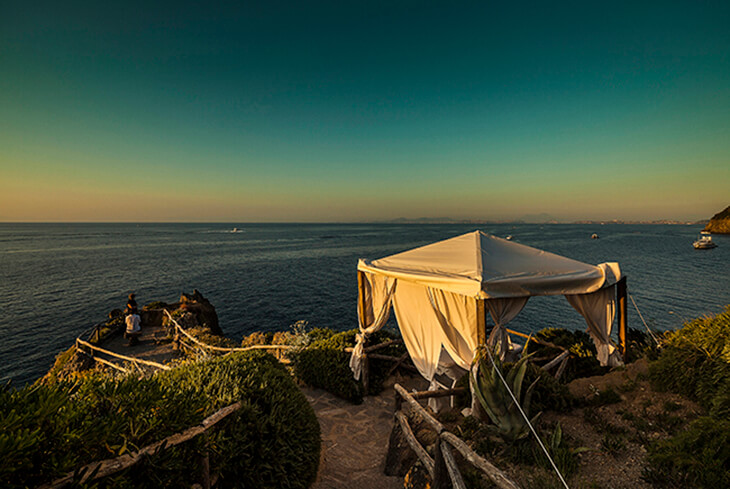 6 Italian Island of Ischia Outdoor Gazebo 1