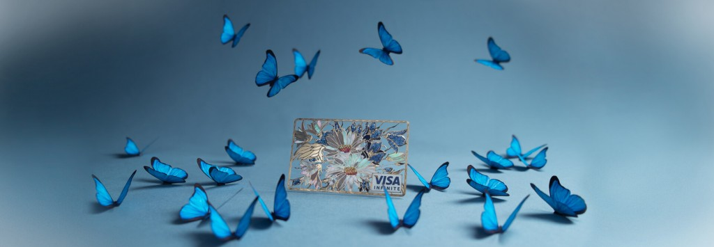 Rosan Diamond Takes Your Credit Card Game to Another Level