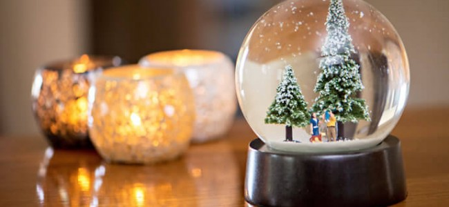 The $5,000 Diamond Christmas Snow Globe Is A Perfect Gift (1)