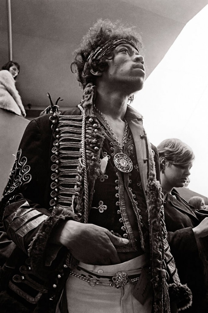 1967- Jimi Hendrix At Monterey Pop Festival