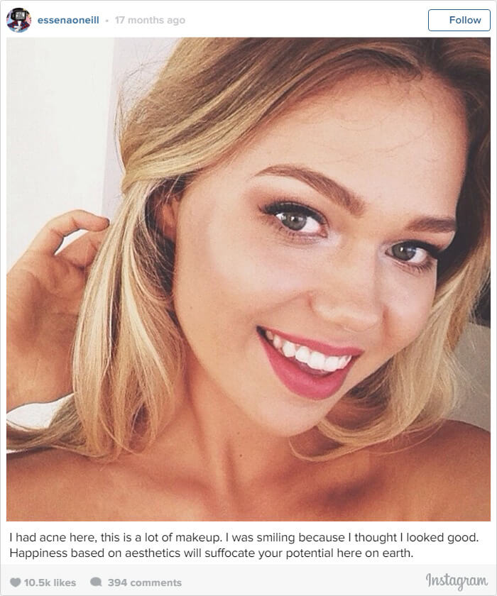 This Former Model Decided to Quit Social Media But not Before She Reveals the Truth Behind it