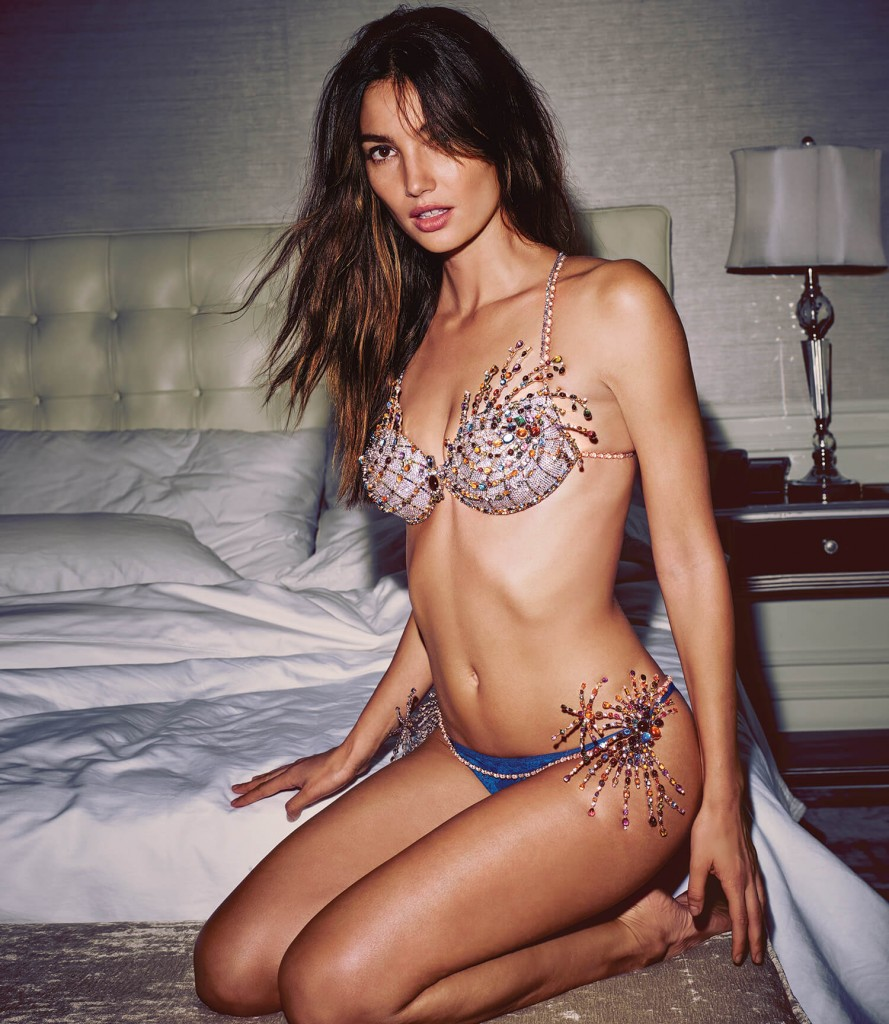 Victoria's Secret unveils a $2 Million Fireworks Fantasy Bra