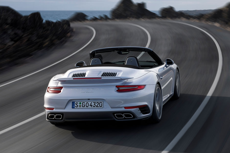 200,000 Porsche 2017 911 Turbo and Turbo S Cabriolet (3)