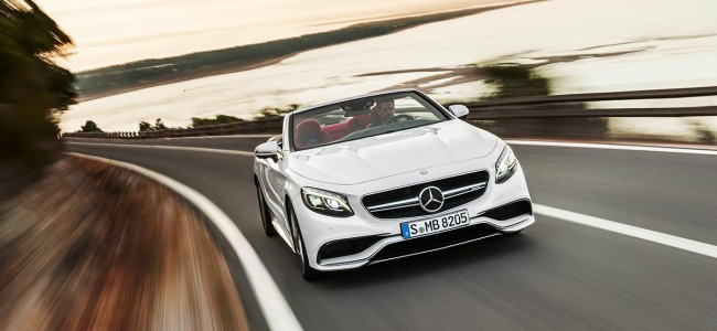 The NEW 2017 Mercedes Benz S-Class Cabriolet Costs $130,000